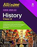 CBSE All In One History Class 12 for 2022 Exam