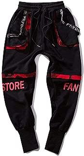 Aelfric Eden Men Beam Foot Hip-hop Harem Pants Streetwear Pants Joggers