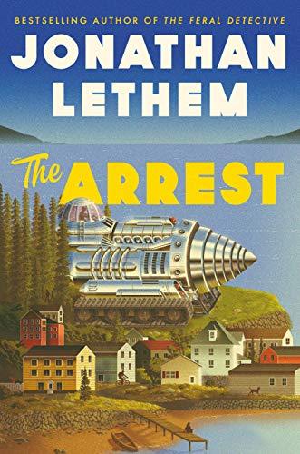 The arrest: Jonathan Lethem