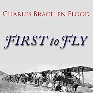 First to Fly audiobook cover art