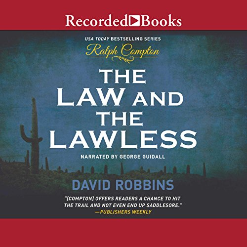 The Law and the Lawless audiobook cover art