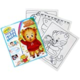 Crayola Color Wonder, Daniel Tiger's Neighborhood, 18 Mess Free Coloring Pages, Kids Indoor Activities at Home, Gift for Age 3, 4, 5, 6