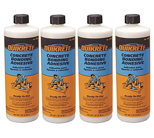 Quikrete Concrete Bonding Adhesive Bottle 1 Qt