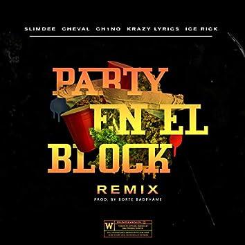 Party en el Block (Remix)