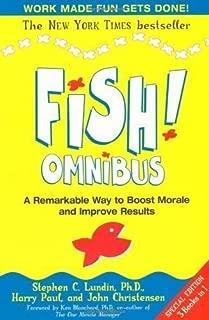 Fish! Omnibus by Lundin, Steve, Christensen, John, Paul, Harry, Strand, Phili [10 June 2006]