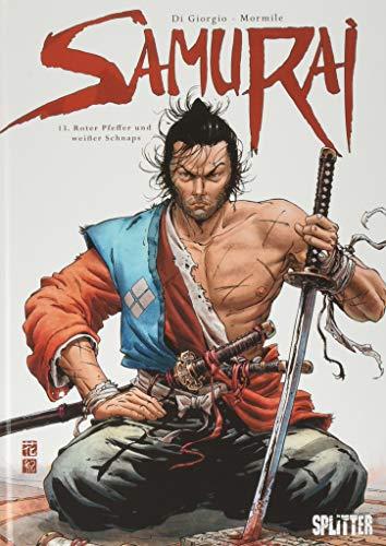 Samurai. Band 13: Roter Pfeffer und weißer Schnaps
