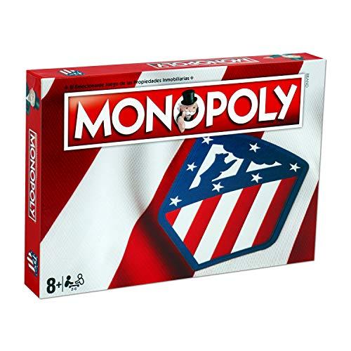 Oferta de Monopoly del Club Atlético de Madrid - Juego de Mesa de las Propiedades Inmobiliarias - Versión en Español