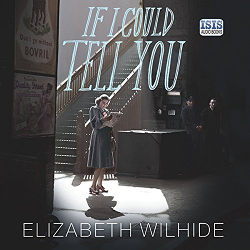 If I Could Tell You audiobook cover art