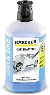 Karcher 1l 3-in-1 Car Shampoo Plug And Clean Pressure Washer Detergent