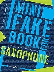 Mini Fake Book For Saxophone