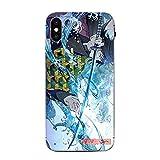 iPhone用ケース鬼滅の刃,キメツノヤイバ 冨岡義勇アイフォンケース 保護カバー Iphone X 11 8 ギフト