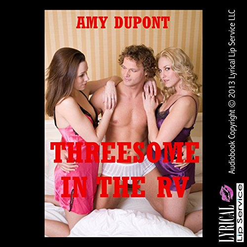 Threesome in the RV audiobook cover art