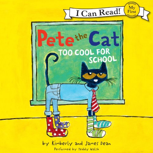 Pete the Cat cover art