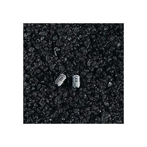 Bottari ref: 60769 Tapones Cubre válvula, juego de 2 unidades, Color Negro
