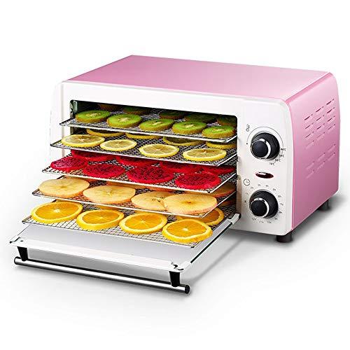 Sale!! Qi Peng Food Dryer - Food Grade Stainless Steel, 5-layer, Color Steel Casing, Steel Liner, Ho...