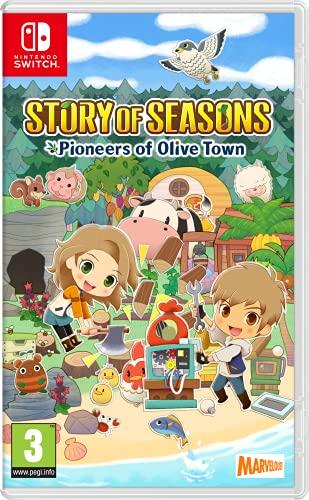 Story of Seasons Pioneers of Olive Town (Nintendo...