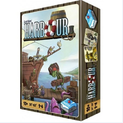 Frosted Games 6266 - Harbour Brettspiel