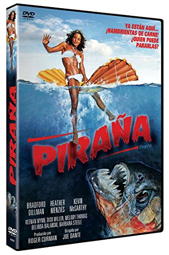 Piraña DVD 1978 Piranha