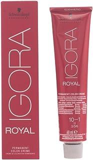 Schwarzkopf IGORA ROYAL permanent color No. 5 (light brown) 60 ml