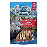 Grain Free Trout and Venison Dog Stix by Blue Wilderness