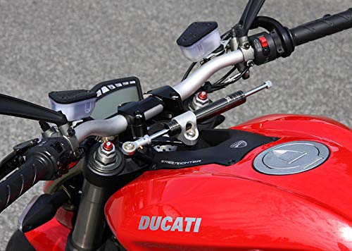 LSL Lenkungsdämpfer Kit Ducati Streetfighter, titan Streetfighter 1100