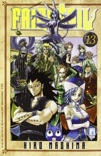 Fairy Tail (Vol. 13)