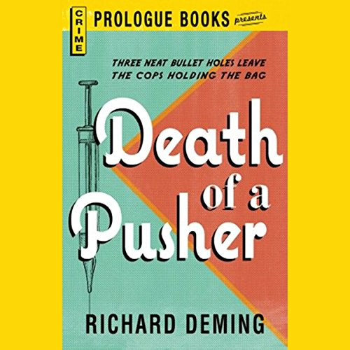Death of a Pusher cover art