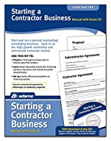 Adamsを開始する契約者ビジネスキット、IncludesフォームCDと指示( pk216)