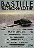 Bastille - Part III, Tour 2014 » Konzertplakat/Premium