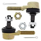 All Balls 51-1013 Tie Rod End Kit Compatible with/Replacement for Kawasaki Polaris