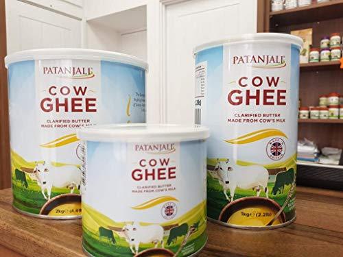 Patanjali Desi Ghee - Latte vaccino, 1 kg