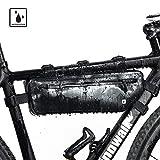 Rhinowalk Bike Bag Bike Frame Bag Waterproof Bike Triangle Bag Bicycle Pouch Under Tube Bag Professional Cycling Accessories