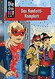 Die drei !!!, 82, Das Konfetti-Komplott (drei Ausrufezeichen) (German Edition)