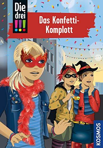 Cover des Mediums: Das Konfetti-Komplott