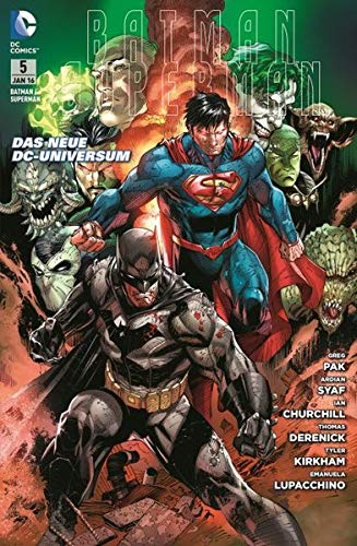 Batman / Superman: Bd. 5: Supermans Joker