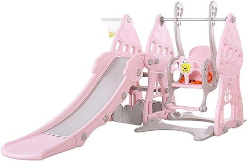 El nuevo outlet de marcas online. Skiout Infantil Infantil Infantil Toboganes y Columpios Juguetes Niños Diapositiva para Interior Exterior Parque Jardín  promociones de equipo