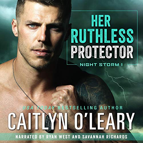 Her Ruthless Protector audiobook cover art