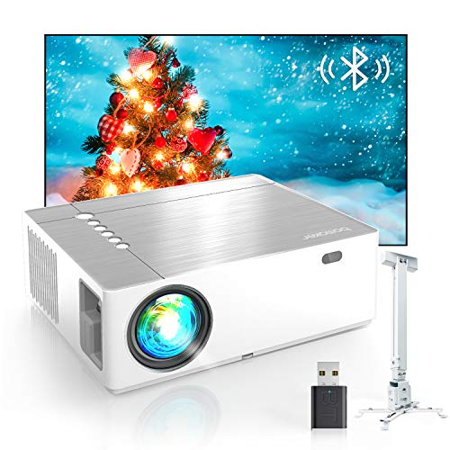 Bomaker Vidéoprojecteur Full HD Native 1080P...