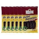 Berggold Gelee Bananen 6er Pack (6 x 250 g)