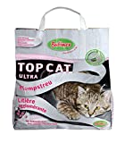 Bubimex litière Top Cat Ultra Agglomérante pour Chat 5 kgs