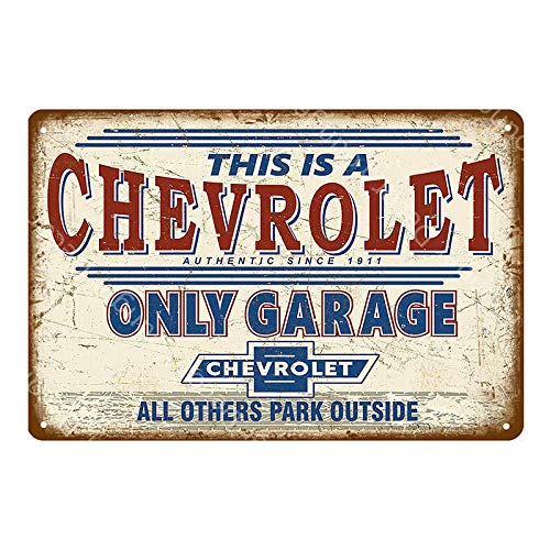 Hot Rod Garage Decor Vintage Metal Tin Signs Classic Car Motor Battery Tools Wall Art Plate Shabby Chic Painting Plaque 20x30cm YD5282G