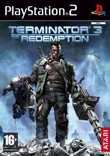 Terminator 3: Redemption (PS2) by Atari