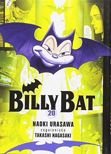 Billy Bat nº 20/20 (Manga: Biblioteca Urasawa)