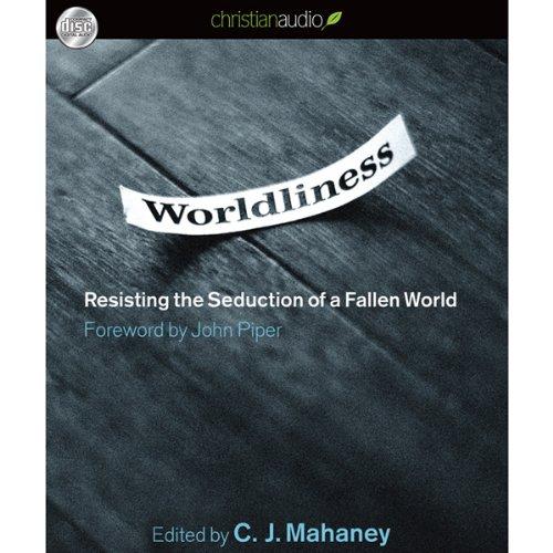 Worldliness audiobook cover art