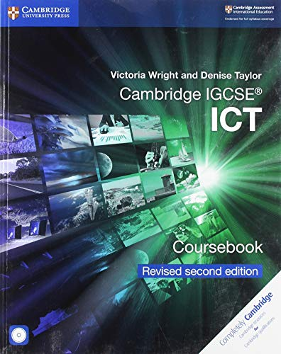Cambridge IGCSE. ICT. Coursebook. Per le Scuole superiori. Con CD-ROM