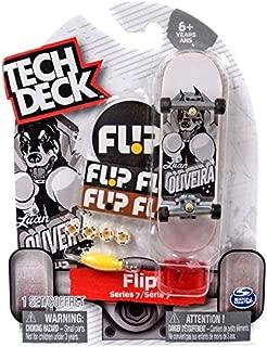 Tech Deck FLIP Series 7 Luan Oliveira Doberman Ultra Rare #20089468