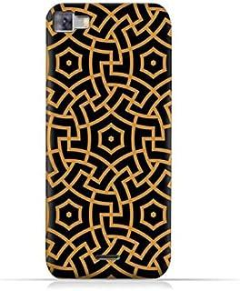 Infinix Zero 3 X552 TPU Silicone Protective Case with Morocco Traditional Arabic Pattern