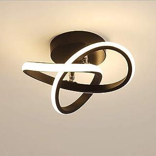 Plafonnier LED, LED Lustre de Plafond, Luminaire Plafonnier, Lumière Naturelle 4.000K, 960LM, 16W Plafonnier LED Ring, Lam...