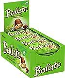 BALISTO - Biscuit Raisins Noisettes enrobée de chocolat au lait -...