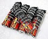 5 Rolls Carbone (50 compresse) Per Chiacha, Pipe, Tubi di acqua - Carbone per narghilè